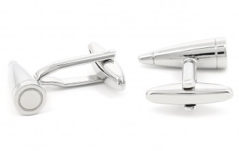 Cartridge cufflinks - Walther PPK