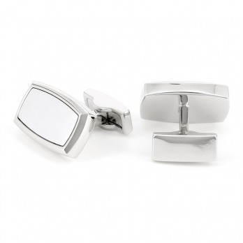 Rectangular cufflinks - Nottingham
