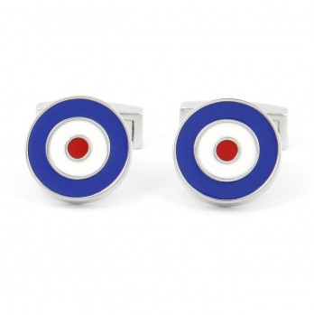 Boutons de manchette Royal Air Force - Croydon