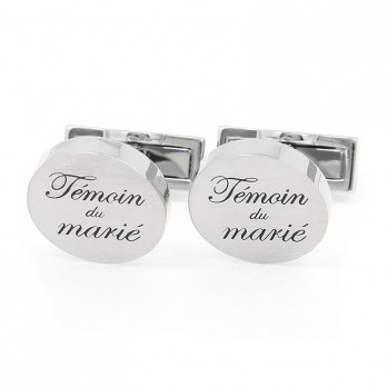 Wedding cufflinks - Best Man